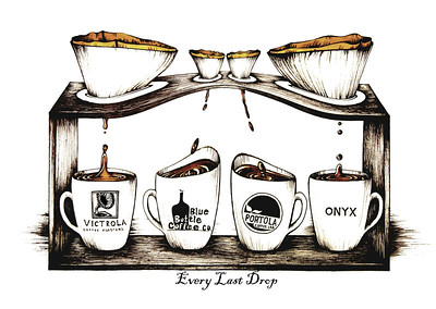 Pour-over Coffee: Every Last Drop