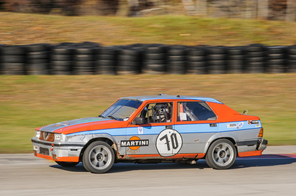 Chumpcar - Drift into Winter, Oct 2012