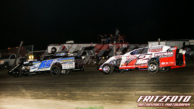 TEXAS OUTLAW MODIFIED SERIES @ SUPERBOWL SPEEDWAY, 8-23-14