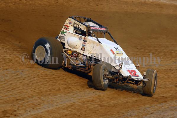 Putnamville USAC Sprints  7-4-2015