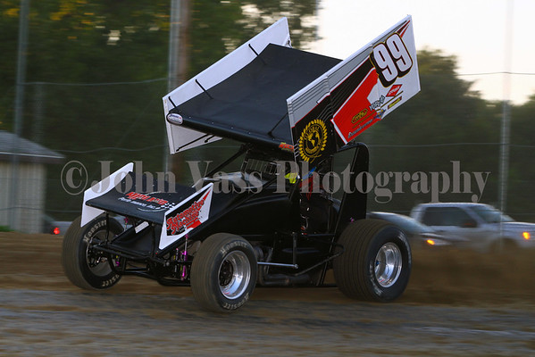 Quincy Sprint Invaders 9-4-16
