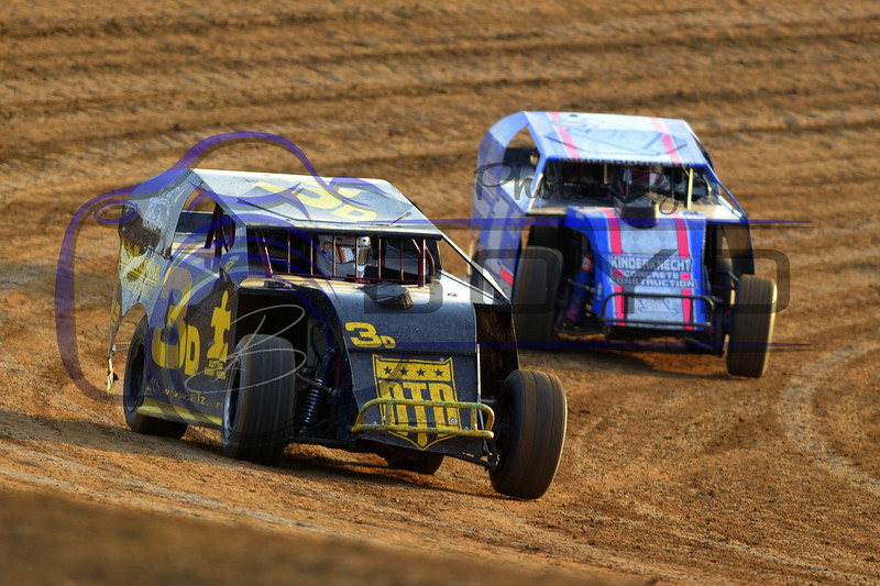 NCRA Mod Lites - Thunderhill Speedway - PhotosByBoyd
