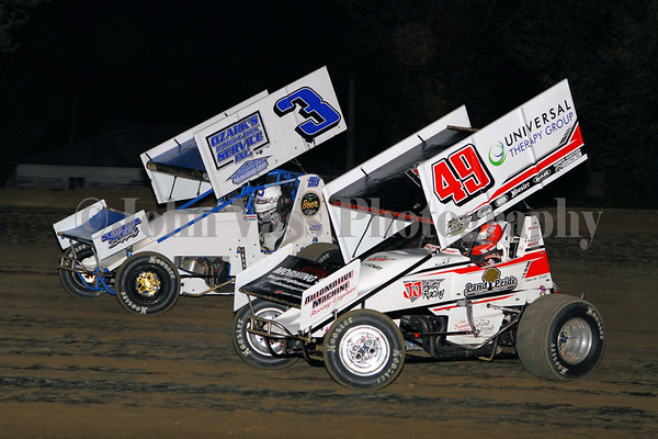 Quincy Sprint Invaders 9-17-17