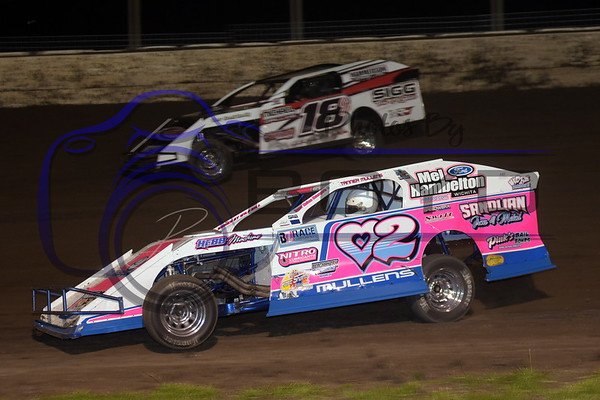 NASCAR/NCRA Modifieds Humboldt 05/04/18