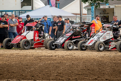 Rush County Fair TQ Midgets 06.28.18