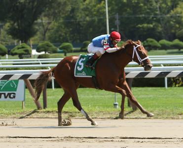 Saratoga  NY Bred Stakes Friday  Races