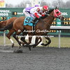 Camelot Kitten wins the return of the KY Cup Classic