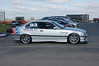 Doug Wirth's E36 M3. Doug has tested new products for us including trans and motor mounts and runs our camber plates as well. We'll get him into ASTs later this season. He's quick (we timed him making 1:24 lap times) and needs to be running in the Club Racing group!