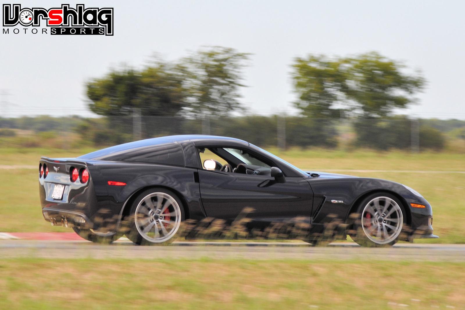 Vorshlag C6 Corvette Development + Shop C6 Z06 Race Car (Rampage ...