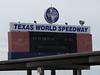 The TWS scoreboard has seen better days...