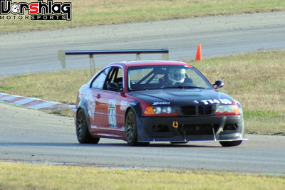 Test Day at MSR Cresson, Nov 18, 2017
