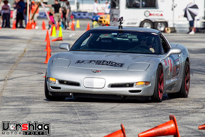 Texas Region SCCA Autocross #4 7-12-2015