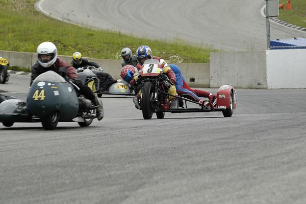 Sidecars Loudon 2006