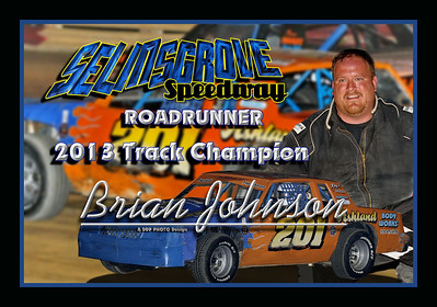 Brian Johnson Champ