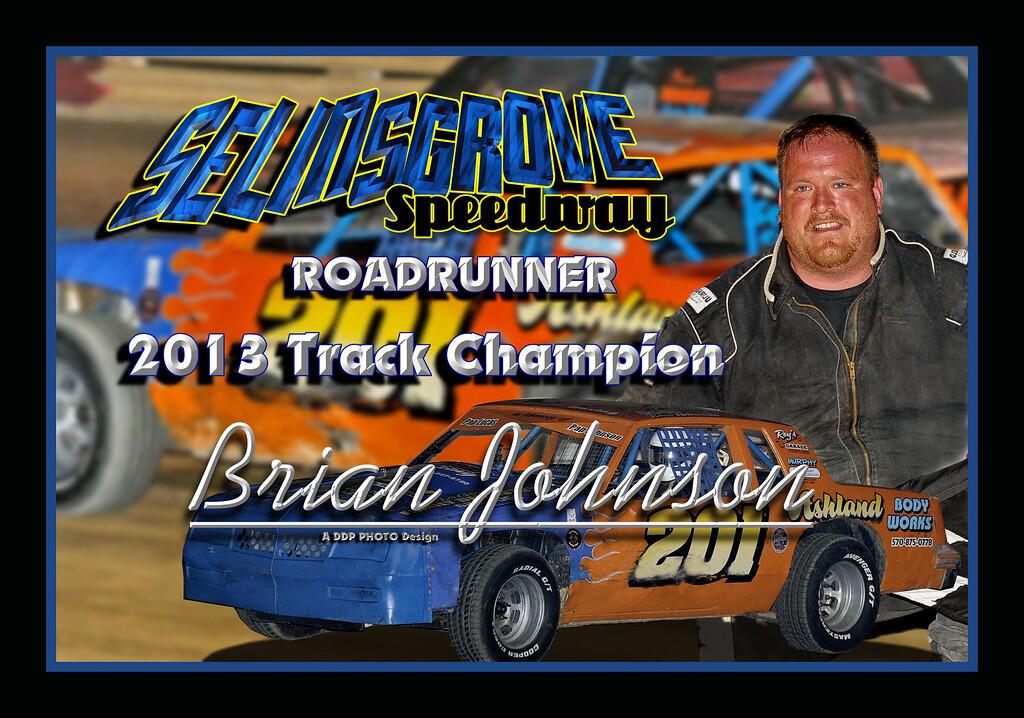 Brian Johnson Champ