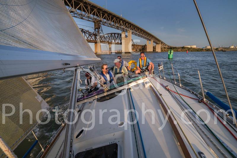 Sailing The Strait-98
