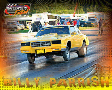 billy parrish yellow