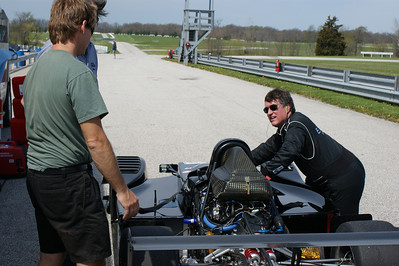 Team Leader Motorsports R Kent Baker