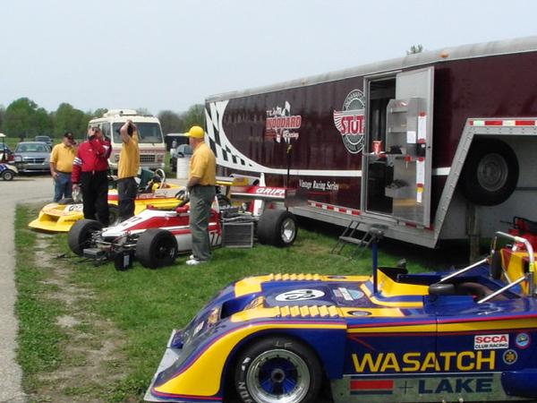 Woodard Racing