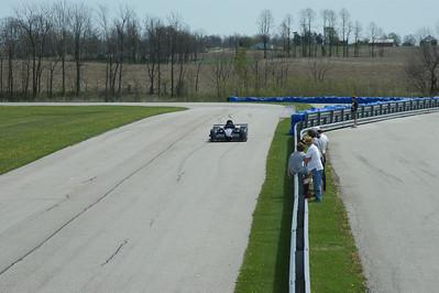 Straightaway @ Putnam Road Racing Course