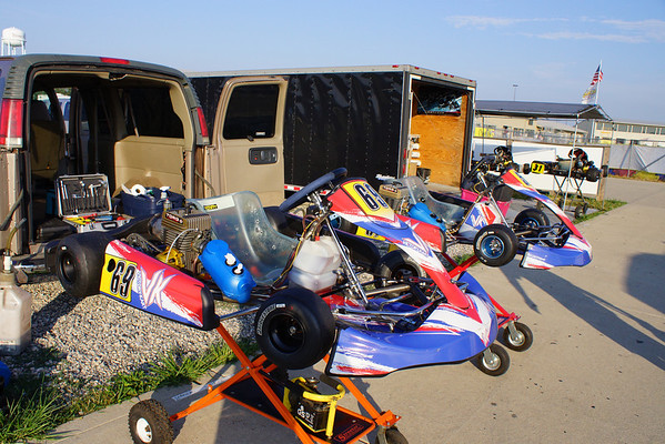 Go Kart Race for Riley Hospital