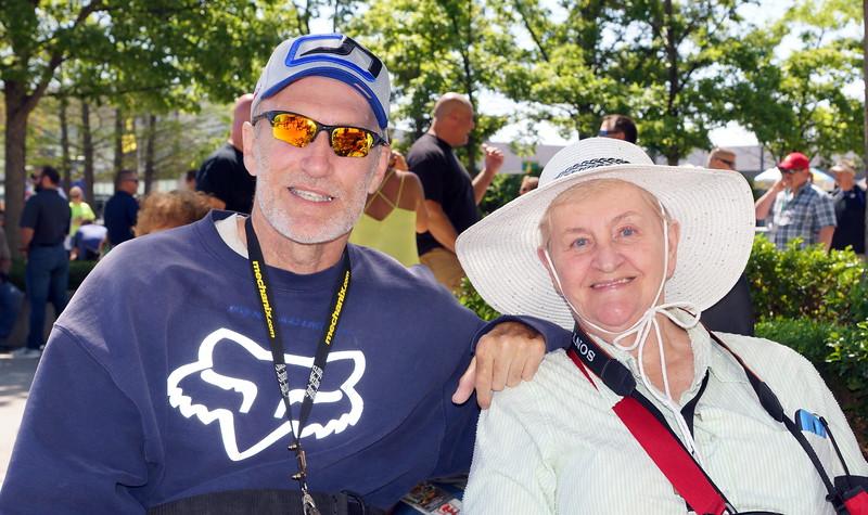 Danny and Carol Umbarger