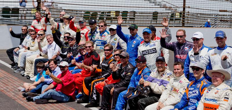 Indianapolis 500 Legends Celebrity Pro-Am