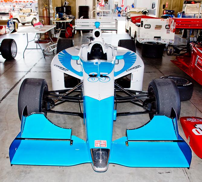 2008 Dallara Infinity