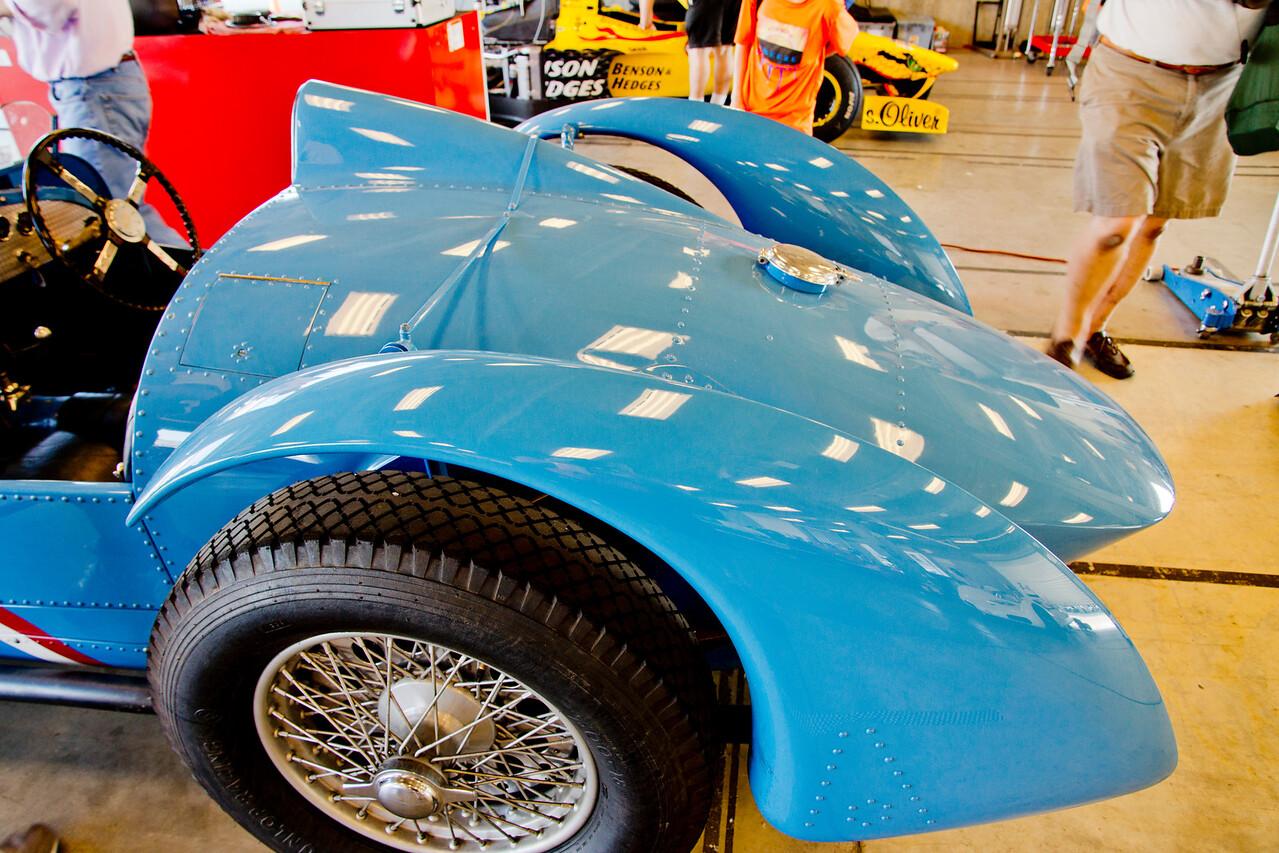1937 Delahaye 145 V12 Grand Prix