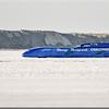 Thompson Challenger II running 2017 Bonneville  400 mph+