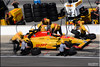 Ryan Hunter-Reay, pit-stop Indianapolis 500, 100th running 2016