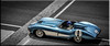 "Duntlov - #1 - 1957 Corvette SS - ""on-track""  at the ""bricks"""
