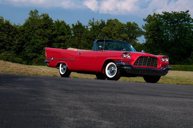 1957 Chrysler 300C Hemi Convertible
