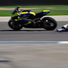 """Riding the road"", MotoGP Indianapolis Motor Speedway, 2012, turn 4"