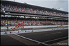 "Winner ""at the line"", Brickyard 400 - 2015 , indianapolis Motor Speedway"