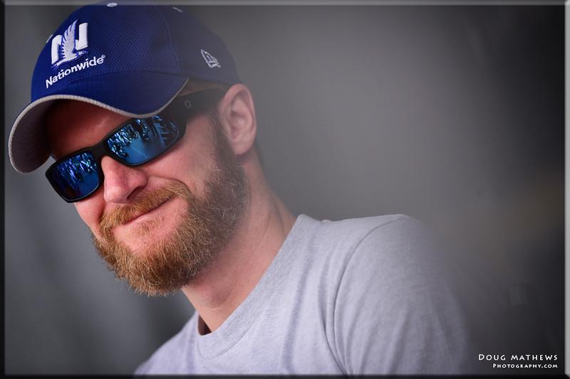 Jr, Brickyard 400, 2015