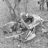 Jim Clark's fatal crash