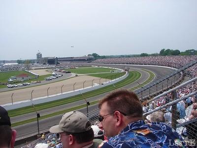 Indy turn 4