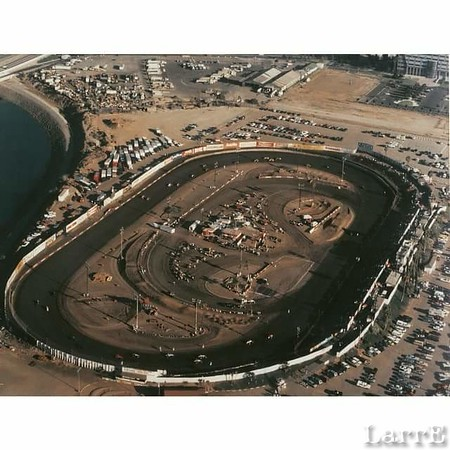 Ascot...Agajanian's track in California  ??