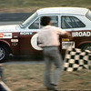 Partially sponsored by Broadspeed Andy Rouse won the Ford Mexico Challenge Series
