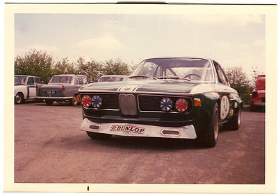 In 1973 Broadspeed were tasked with developing an experimental race BMW. It participated in one event at Salsburg under terrible cold and wet conditions, after that the program was shelved.