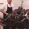 Chici Hiroshima was an ace engine man working much of the early DFV to DFX conversions at Parnellis with Larry Slutter. When larry set up Cos Inc Chici went with him. sadly Chici died from cancer which opened the door for my entry into Cosworth as an engine builder.