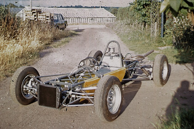 Formula Ford Years 68/69