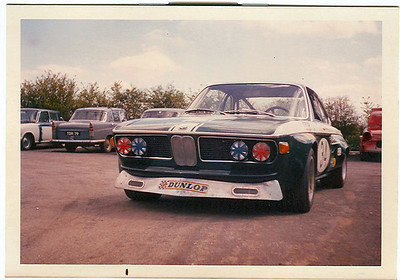 The early 70's were all Fords accept for an experimantal BMW that Ralph was commisioned to build