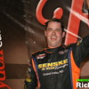 Mark Dobmeier in RydelCars.com Victory Lane at River Cities Speedway