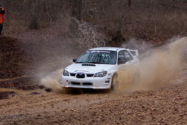 100 Acre Wood Rally 2011