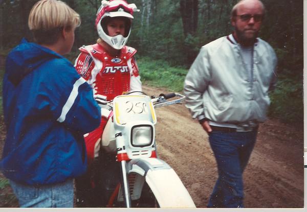 1987-1993 racing