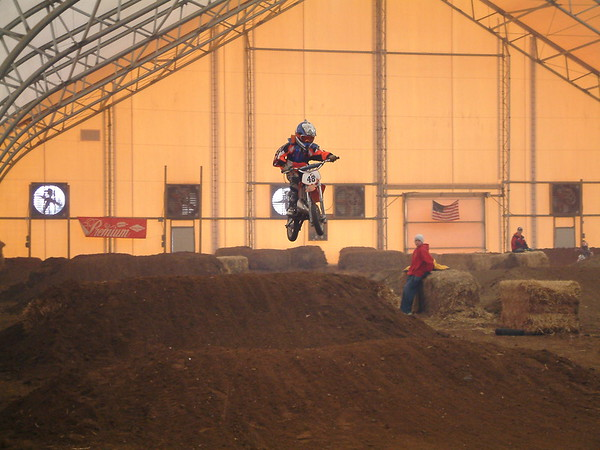 2003-01-05, Staples Moto Dome