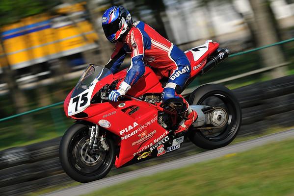 2008 - Moto-ST & Grand Am @ VIR