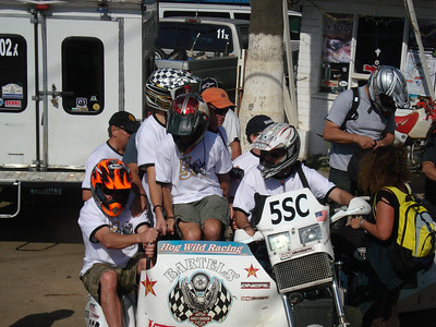 5sc Pre-race